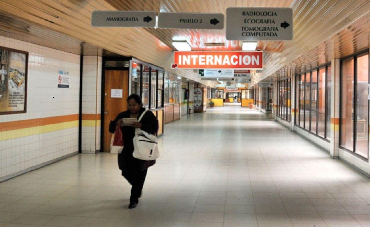 Bahía Blanca: encontraron un gusano en la comida del Hospital Penna