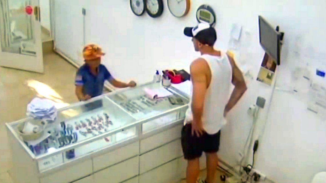 Moreno: el nene de 9 años que quiso asaltar una joyería quedará a cargo de su madre