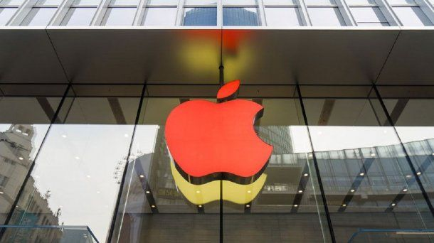 Los Apple Store están desolados ante el avance de la pandemioa de coronavirus