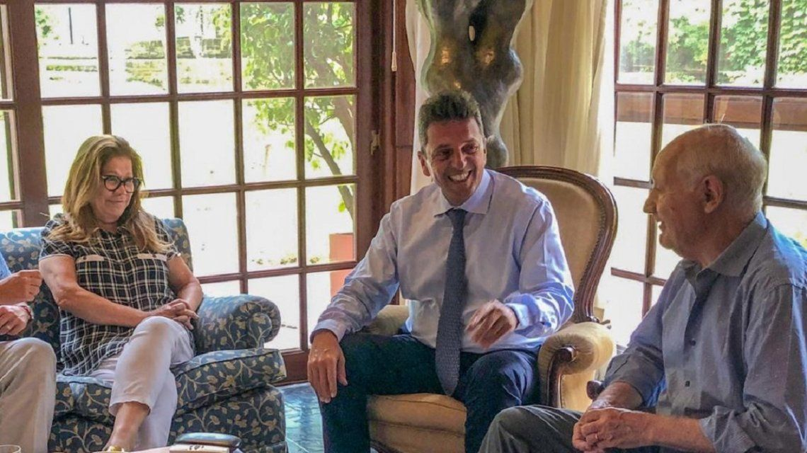 Después del cortocircuito Massa y Lavagna proponen un pacto de la Moncloa a la argentina