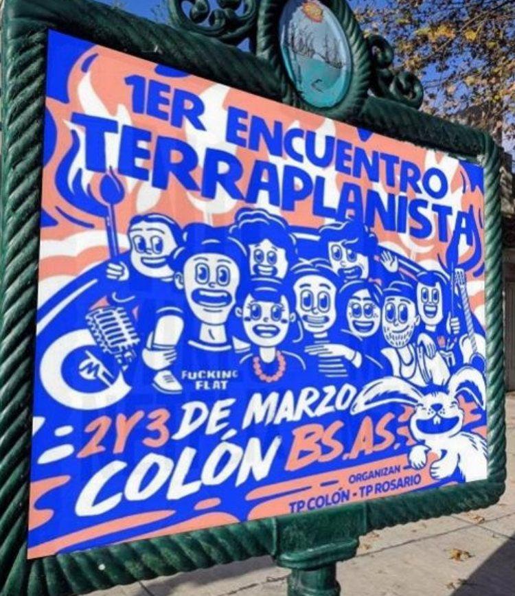 Los terraplanistas se reúnen hoy en Colón: por qué no creen que la Tierra es redonda
