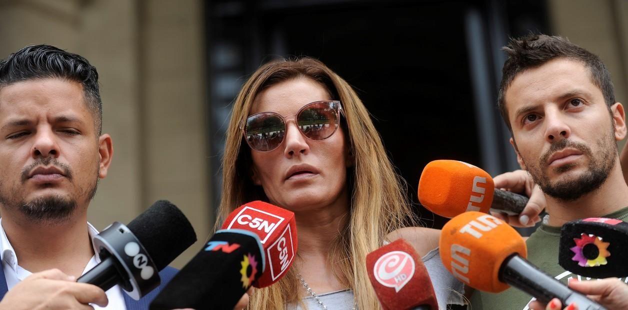 Natacha Jaitt en Tribunales