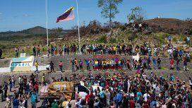 Los venezolanos vuelven a las calles: Maduro y Guaidó convocaron a dos marchas