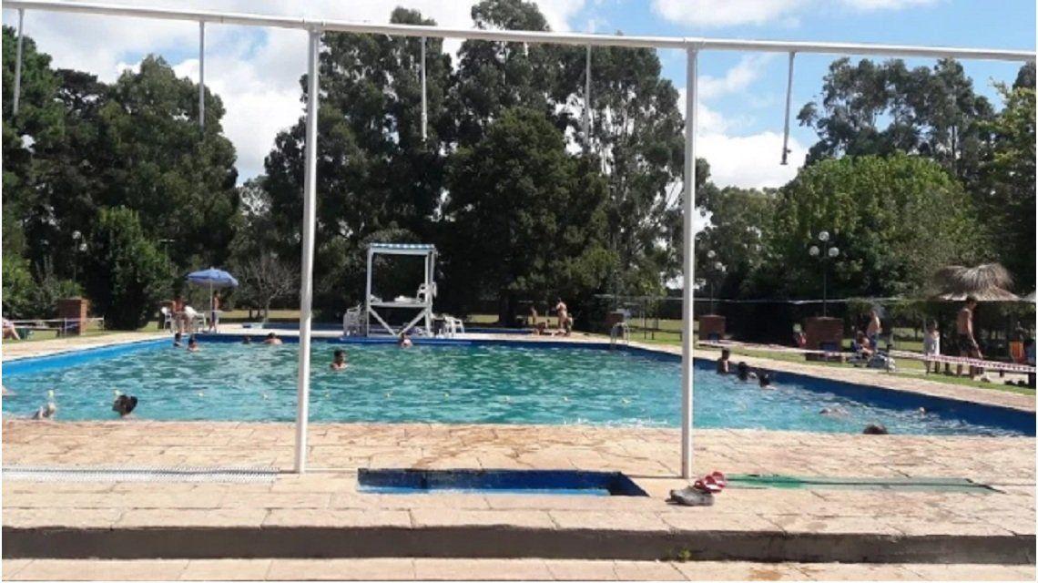 Nene ahogado en Mar del Plata: Mi marido se chocó con él cuando nadaba en el fondo de la pileta