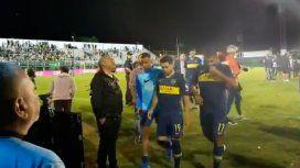 Mauro Zárate escupió a la hinchada de Defensa y Justicia