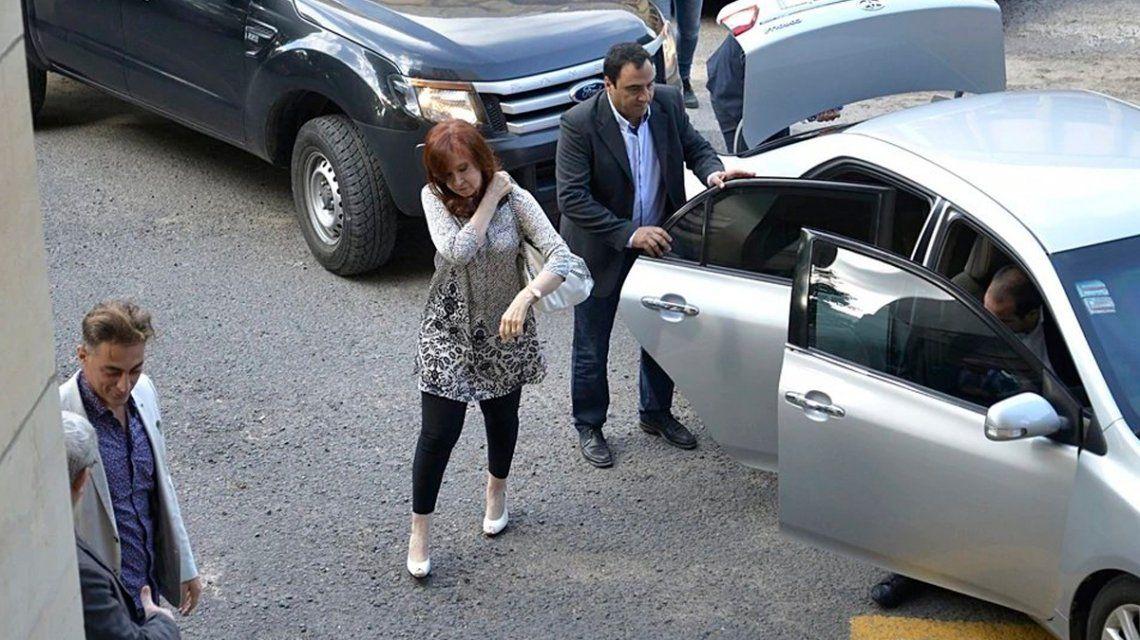 El primer juicio oral contra Cristina Kirchner será el 21 de mayo