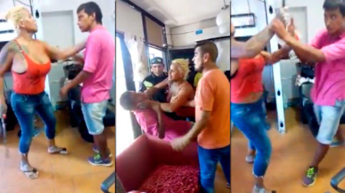 Tucumán: una peluquera enfrentó a un ladrón y lo sacó a los golpes cuando intentaba robar