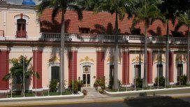 Maduro ordenó retener a un grupo periodístico en el Palacio de Miraflores