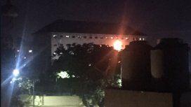 Motín e incendio en la cárcel de Devoto: los presos reclaman por mejores condiciones