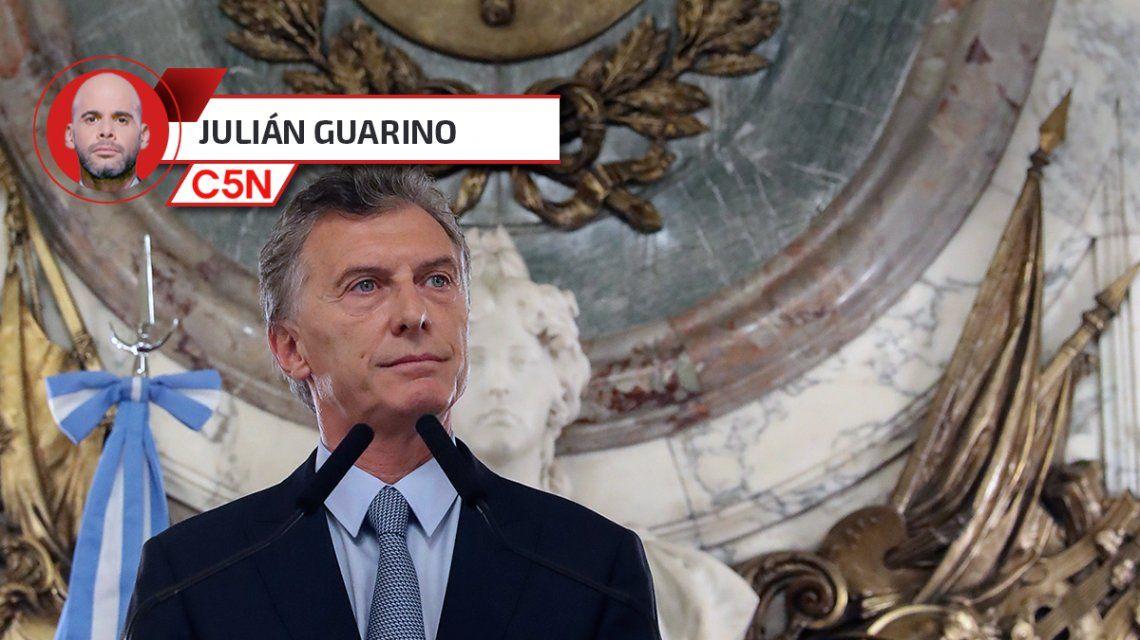 Editorial de Julián Guarino: Macri y la inflación imparable
