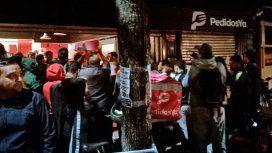 Denuncian más de 450 despidos en Pedidos Ya: amenazan con protestar en casas de comida