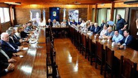 Espinoza: Seguimos agrandando este gran frente pluralista