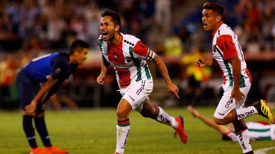 Palestino dejó afuera de la Libertadores a Talleres de Córdoba
