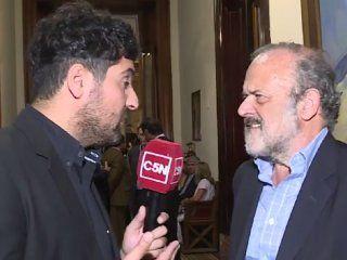Lautaro Maislin y Eduardo Amadeo