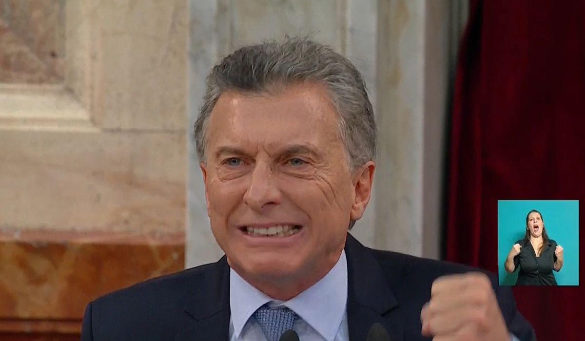 VIDEO: el discurso en clave animé de Macri que se volvió viral