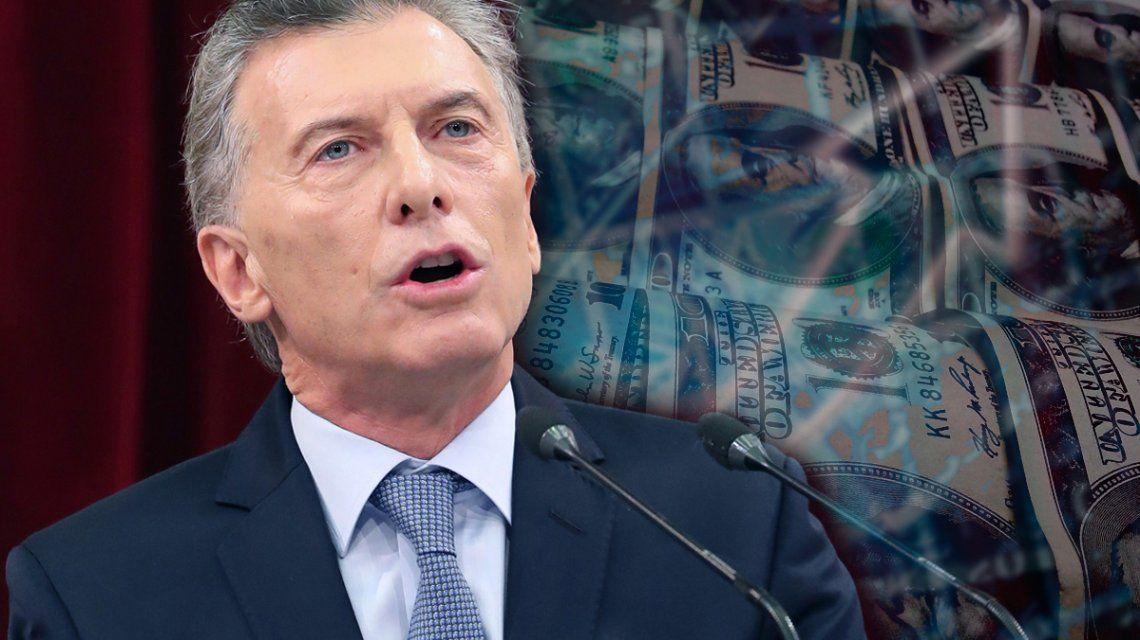 De cara a las PASO, el Gobierno apuesta todo a la bicicleta financiera para controlar el dólar