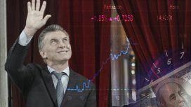 Macri evitó hablar de economía