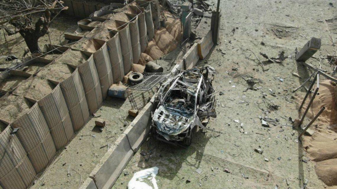 Un cadáver explosivo mató a 18 personas en Mali
