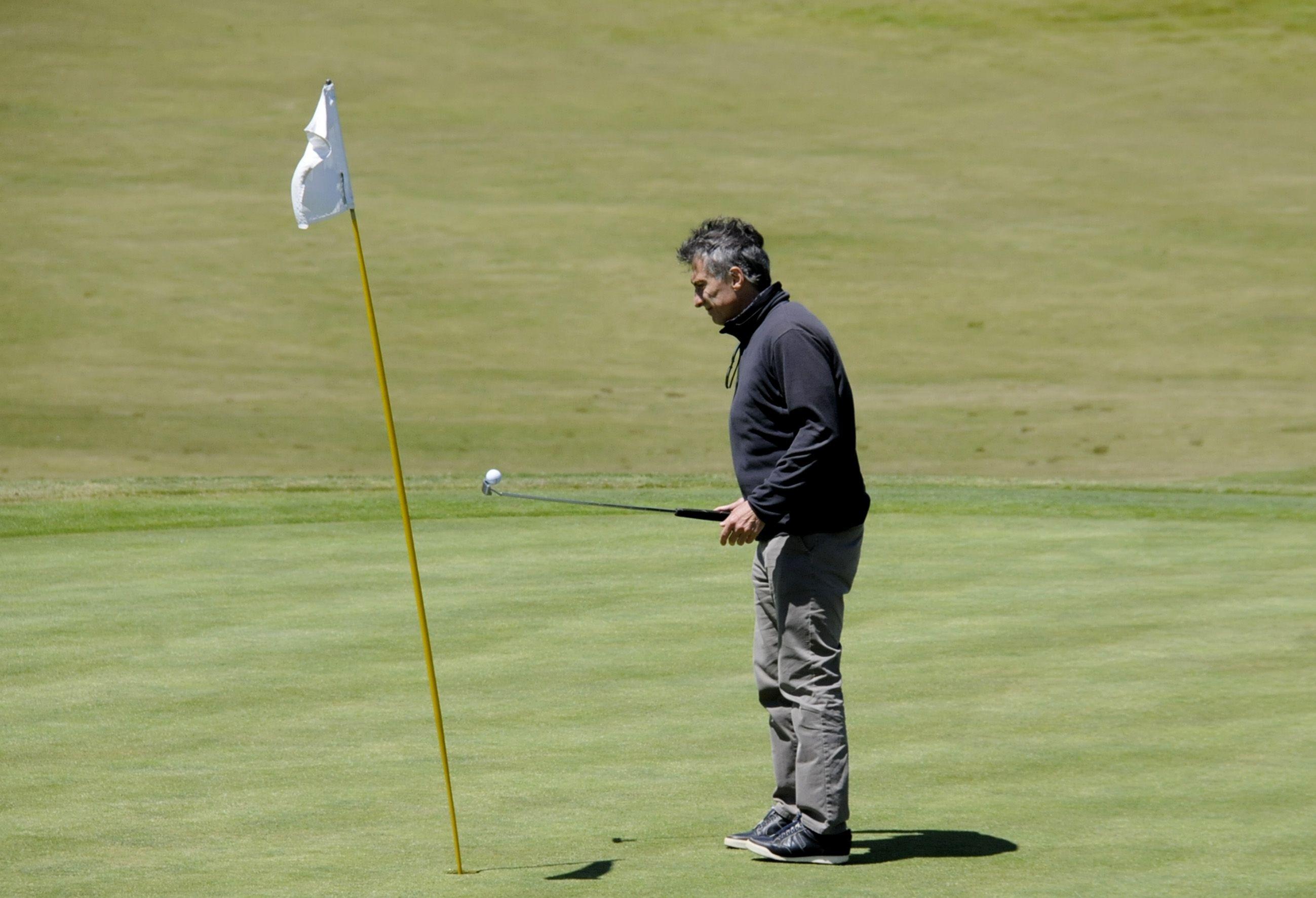 Macri estará en el Chapelco Golf & Resort