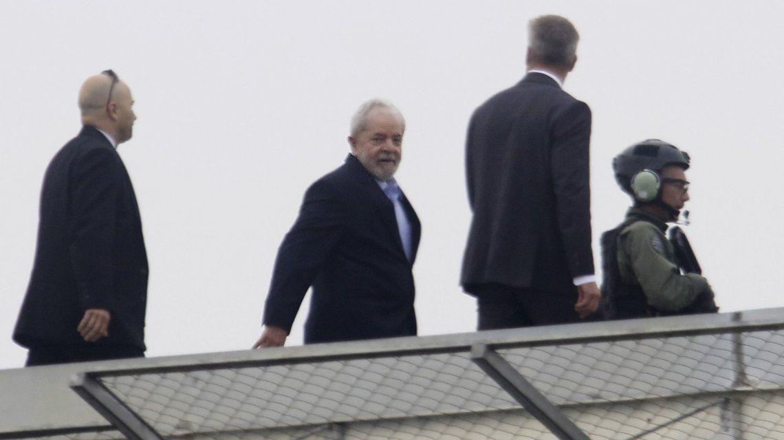 Lula Da Silva perdió a su nieto de 7 años