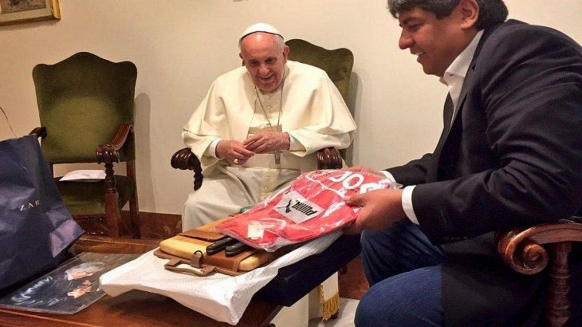 Pablo Moyano hablará sobre transporte en el Vaticano