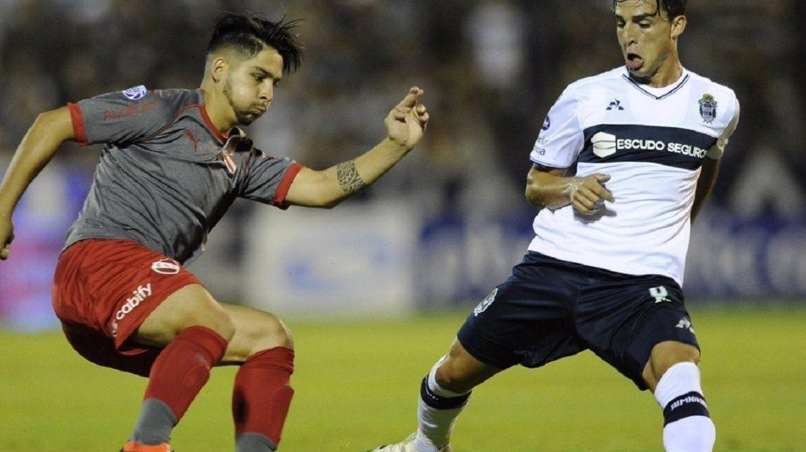 Independiente vs Gimnasia - Crédito:@Independiente