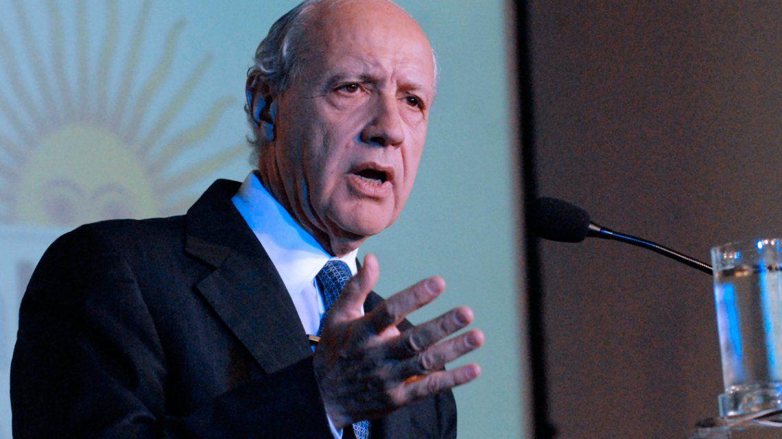 Roberto Lavagna dijo que Tinelli quiere hacer un aporte para el país