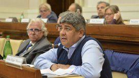 Pablo Moyano criticó al Gobierno desde el Vaticano: Inclina la balanza a favor del más fuerte