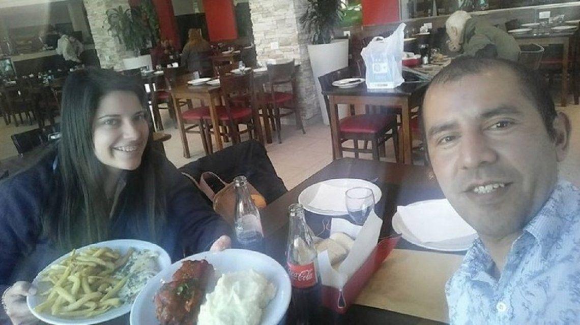 Carmen Luján y Sergio Fernández