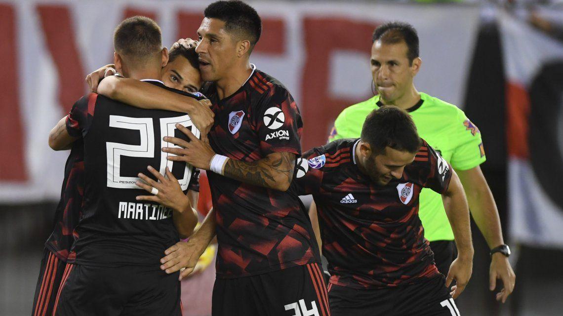 Copa Libertadores: River empató sobre la hora con Alianza Lima