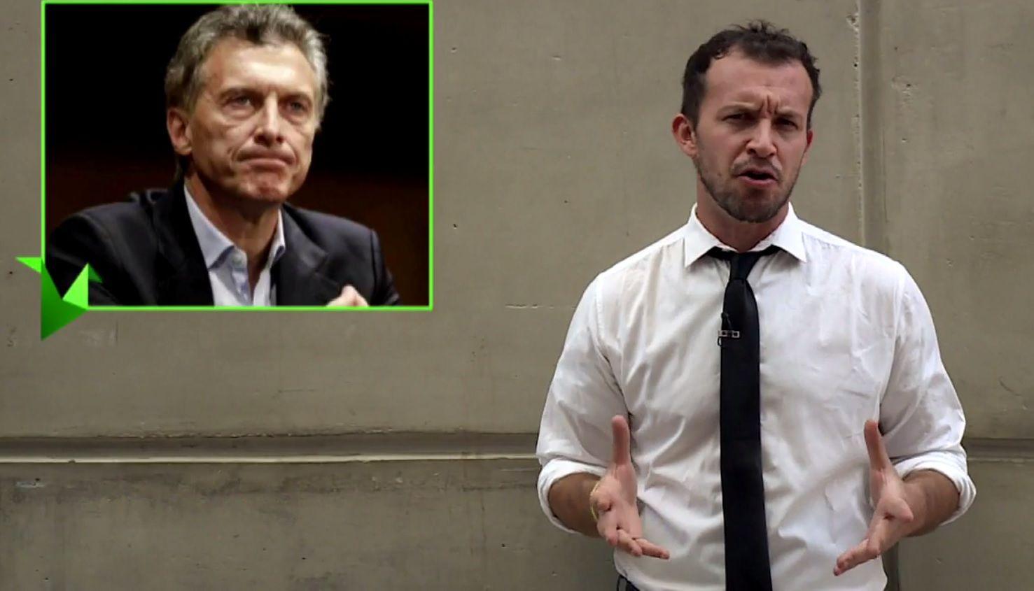 Macri crispado, la diputrucha de Cambiemos y los terraplanistas en el clip de Brotes Verdes