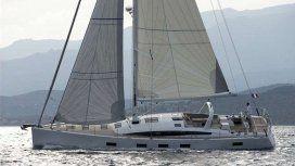 Naufragó un velero francés cerca de Comodoro Rivadavia y hay dos desaparecidos