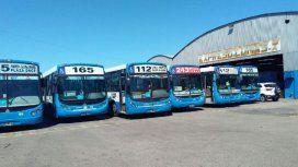 Las líneas 112, 165 y 243 brindan un servicio reducido por un conflicto gremial