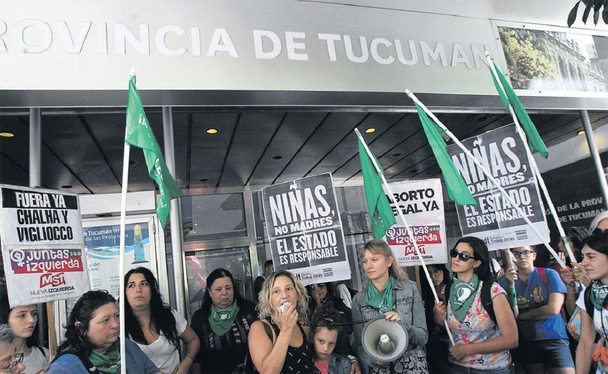 Denunciaron a funcionarios de Salud por obstaculizar el aborto de la nena de 11 años que fue violada en Tucuman