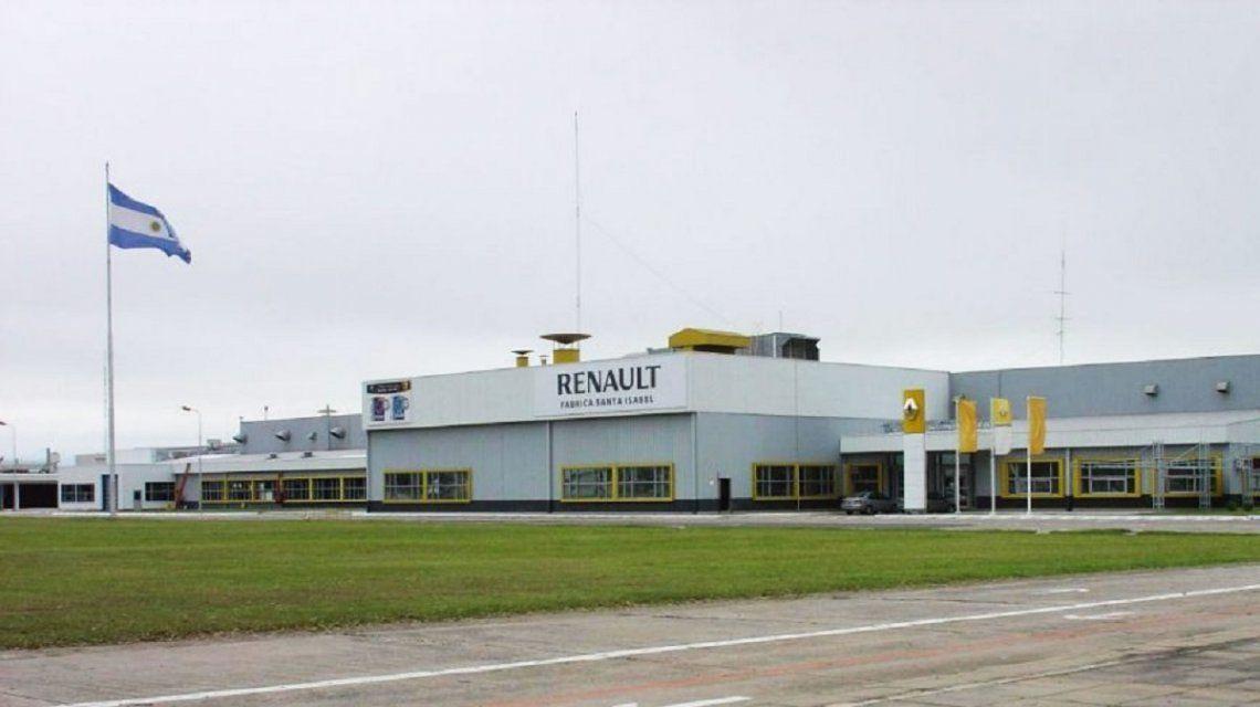 Por el derrumbe de ventas, ahora Renault suspendió a 1.500 operarios
