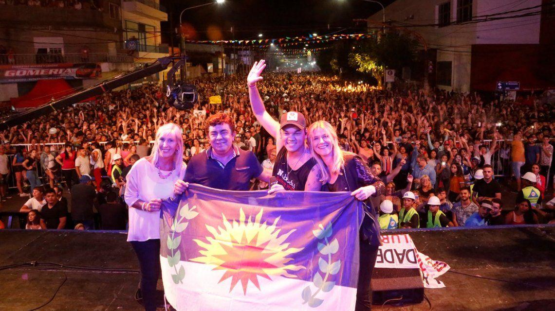 Más de 800 mil personas vibraron con la fiesta popular de los Carnavales de la Alegría en La Matanza