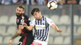 Alanza Lima vs River por la Libertadores - Crédito:@CARPoficial
