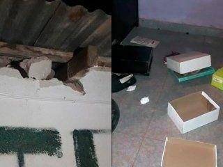 neuquen: un sismo en sauzal bonito se sintio en la capital provincial