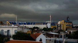 Tormenta en Buenos Aires - Crédito:@Omarcitobostero