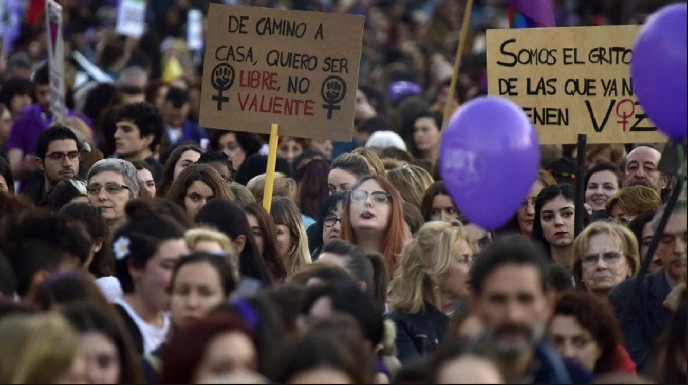 Cómo será el cronograma de cortes para el Día Internacional de la Mujer