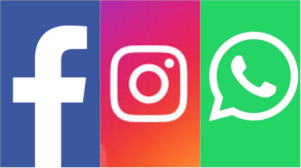 Usuarios de la región reportan problemas con Facebook, Instagram y WhatsApp