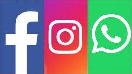 Después de más de siete horas de apagón, Facebook, Instagram y WhatsApp volvieron a funcionar