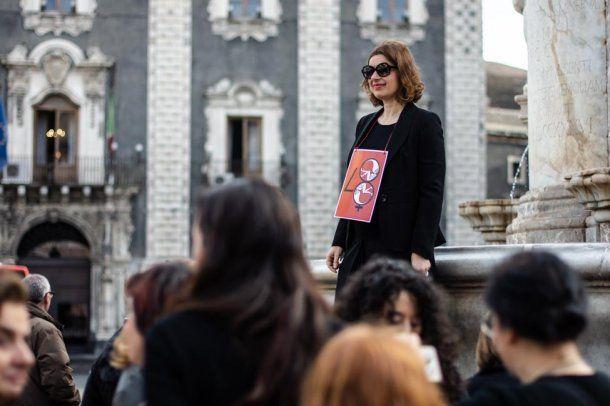La Piazza del Duomo es el punto de reunión de Catania<br>