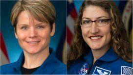 La NASA realizará la primera caminata espacial de mujeres de la historia