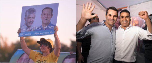 Omar Gutiérrez y Ramón Rioseco  definen la gobernación de Neuquén<b><br></b>