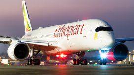 Etiopía: se estrelló un avión y murieron 157 personas