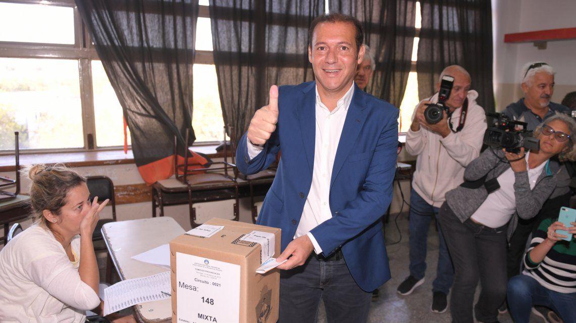 Neuquén: Gutiérrez es reelegido con clara ventaja sobre el kirchnerismo y Cambiemos
