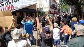 Incidentes entre la Policía y artesanos en San Telmo: al menos 17 detenidos