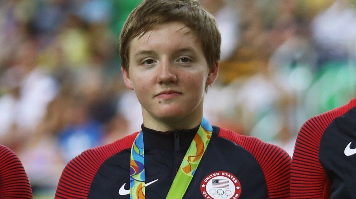 Se suicidó Kelly Catlin, una joven campeona en ciclismo estadounidense