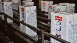 La empresa láctea Verónica pidió un plan preventivo de crisis